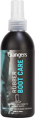Grangers Rubber Boot Care & Cleaner / 5oz Spray / Made in England