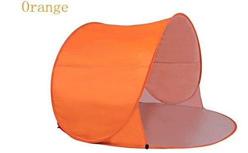 Automatische Öffnung Beach Zelt 2 Personen Zelt tragbar Summer Outdoor Sport