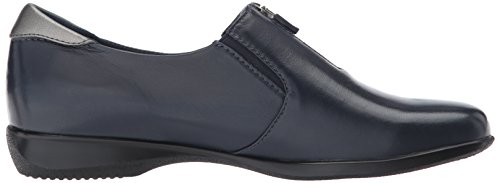 Trotters Mujeres Jacey Slip-on Loafer Navy Pewter