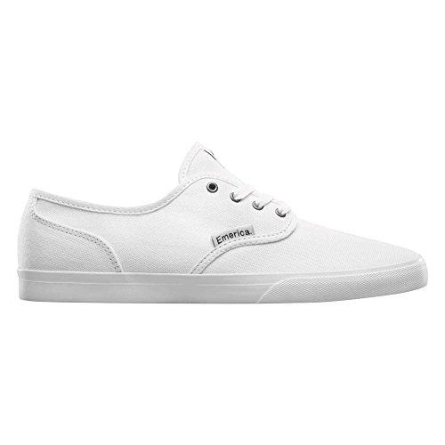 Emerica Wino Cruiser - Zapatillas de skate para hombre White