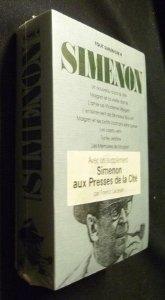Maigret et la vieille dame, Simenon, Georges