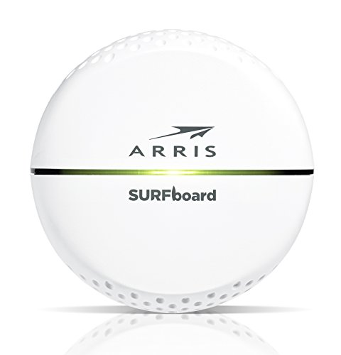 ARRIS SURFboard SBX-1000P Wired Network Extender with Ripcurrent Using G.hn by ARRIS