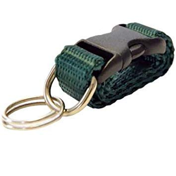Cetacea TagIt Removable Tag Holder Foliage Green