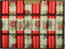 Robin Reed 8 X 10 English Christmas Crackers Party Favors