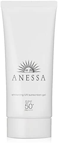 Shiseido Anessa Whitening UV Sunscreen Gel SPF50+/PA++++3.2oz