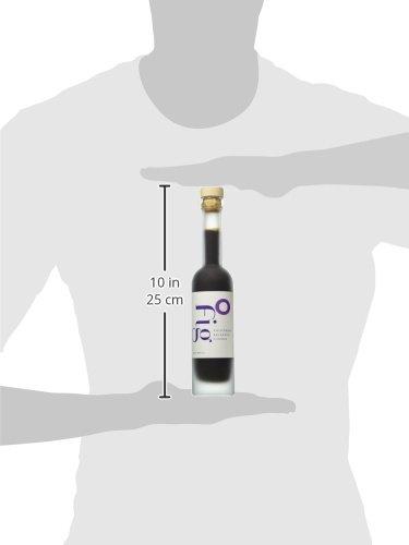 O OLIVE OIL & VINEGAR California Fig Balsamic Vinegar, 6.76 Fluid Ounce 5 Sweet splendor, rich and dark. Slowly oak aged in Sonoma Sustainably grown, non-sprayed, no pesticides Locally grown, family farms in Sonoma, California