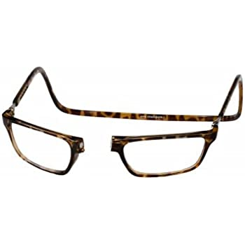 ae9e6d7959e Amazon.com  CliC Executive Single Vision Full Frame Designer Reading ...