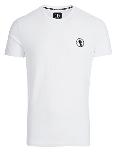 Bikkembergs T-Shirt (M-89-Ts-47309) - M(DE) / M(IT) / M(EU) - weiss
