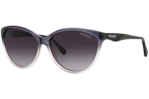 Price comparison product image Sperry Top-Sider Mystic Sunglasses - Frame BLACK FADE, Size 56/15mm