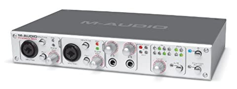 M-Audio MIDIman FireWire 18/14 18-in, 14-out Musical Instrument MIDI Interface (M Audio 18)