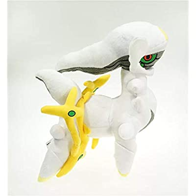 MANGMOC Anime Games Series New 35Cm Arceus Plush Toy Stuffed Toys A Birthday Present for Children. Must Haves for Kids Friendship Gifts Boys Favourite Characters Superhero Stickers UNbox Me: Toys & Games