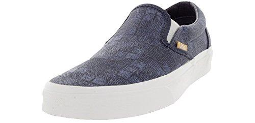Vans Unisex Classic Slip-on (Schachbrett) Skate-Schuh
