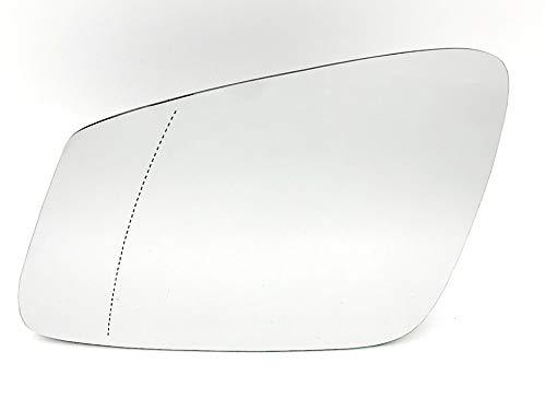 Spiegelglas Spiegel Au/ßenspiegel Glas Links