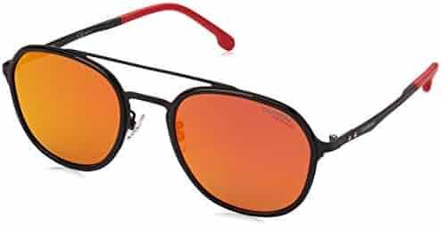 Matte Brown Frame Lens Diameter 56mm Carrera 8823//V Eyeglass Frames CA8823V-0YZ4-5617 Distance