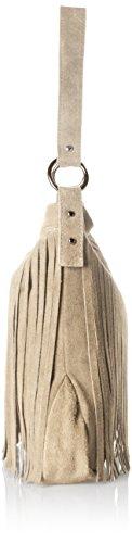 Beige Bags4Less Sand bandoulière Sand Tipi sac HYwqY0f
