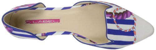 Jane Womens C C Mary Rosalie Label 1 Flat 1 Mary Label Flat Womens Blue Blue Rosalie Jane xU6qwvgFF