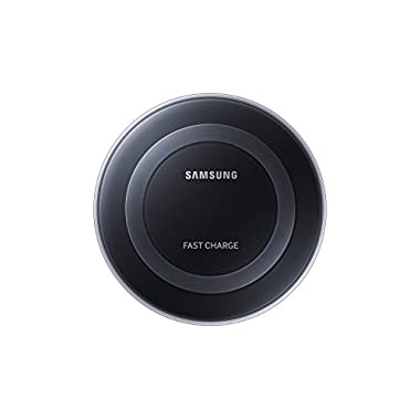 Samsung Fast Charge Qi Wireless Charging Pad - US Version - Black
