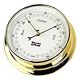 Weems & Plath Endurance Collection 125 Barometer (Brass)