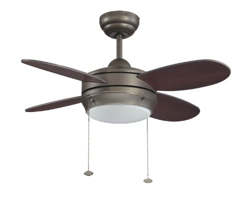 Litex E-MLV36ESP4LK1 Maksim Collection 36-Inch Ceiling Fan w