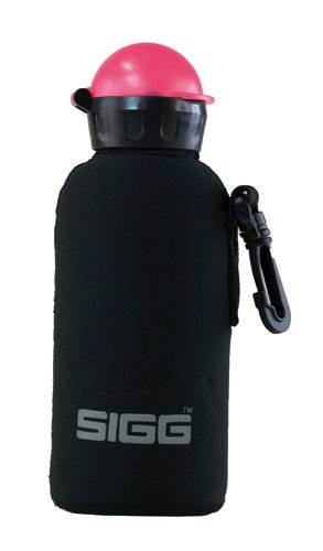 Sigg 8332.5 20 Oz Bottles Neoprene-Pouch, Black