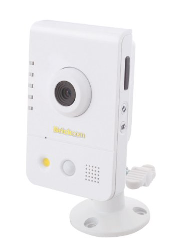 Brickcom Wireless 3 MP Cube Network Camera (WCB-300Ap)