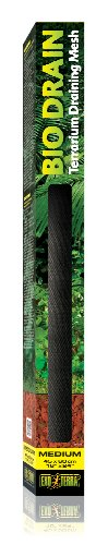 Exo Terra Bio Draining Mesh for Aquarium, Medium