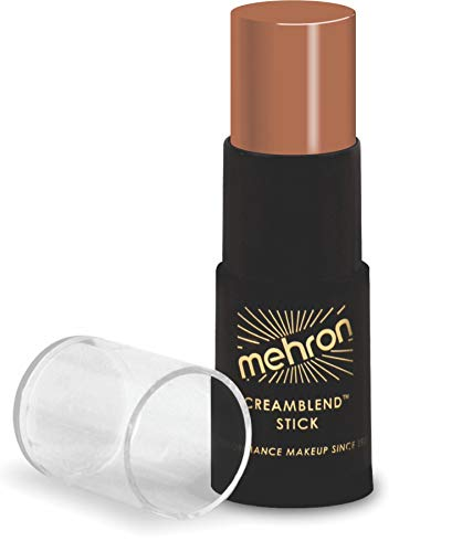 Mehron Makeup CreamBlend Stick (.75 oz) (MEDIUM MALE)