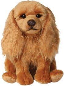 Faithful Friends Ruby Cavalier King Charles Dog Stuffed Animal 12