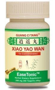 Guang Ci Tang - Xiao Yao Wan - EaseTonic - 200 mg Pills ()