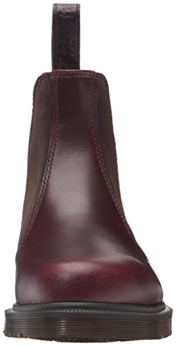 Dr.Martens 2976 Brando Hi Suede Dark Brown Mens Boots Dark Brown