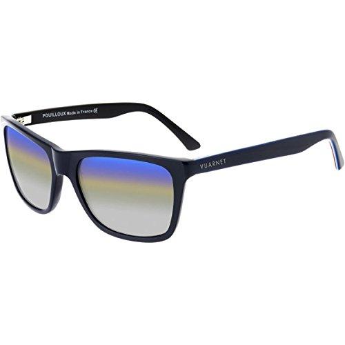 para Vuarnet Azul hombre de sol Gafas qAxF6T04