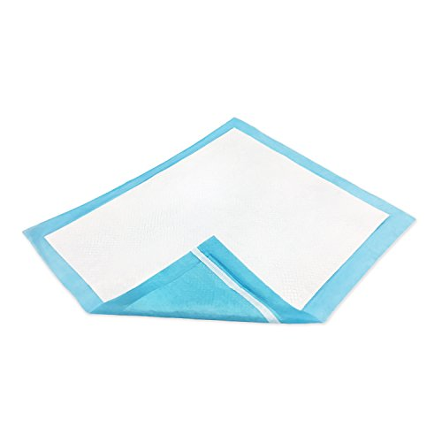 Abena Essentials Disposable Underpads w/Adhesive Strips, 30