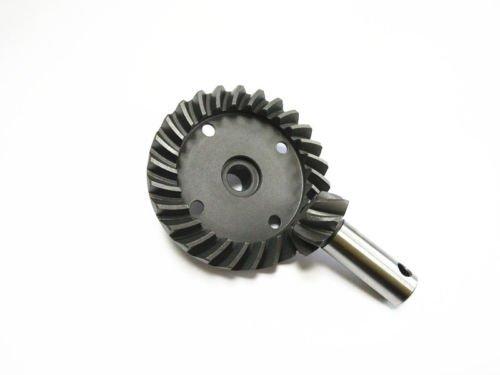 Harden Chrome Steel Spiral Cut Differential Ring / Pinion Gear 8T/26T for 1/8 H-P-I Savage Flux X XL 4.6 21 25 SS