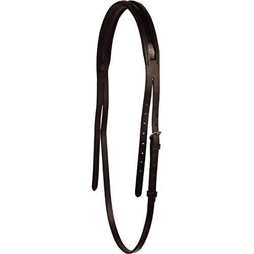 Collegiate Leather Comfort Crown Head Piece (Full) ()