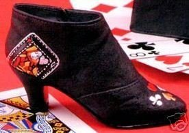 Queen of Hearts - Just the Right Shoe