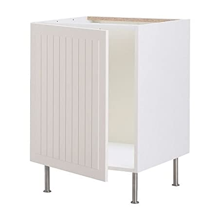 Ikea Faktum Base Cabinet For Sink Stat Offwhite Cm.