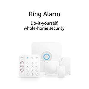 Ring Alarm 5-piece kit (2nd Gen) – home security system with optional 24/7 professional monitoring – Works with Alexa 7