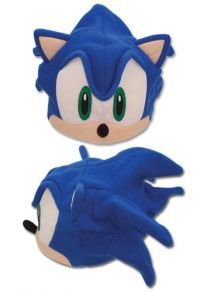 Great Eastern Sonic The Hedgehog - Sonic Fleece Cap -