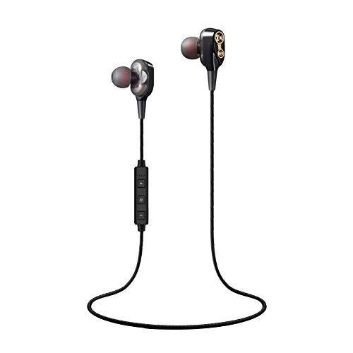 Auriculares Bluetooth Inalambricos, In-Ear Bluetooth V4.1 Audífonos Deportivos Inalámbricos Correr, Gym, Entrenamiento,...