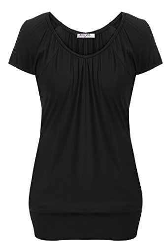 ANGVNS Sleeve Casual Leisure T Shirt
