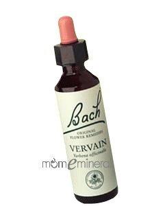 Bach Flower Remedies Flowers of Essence Vervain -- 0.7 fl oz