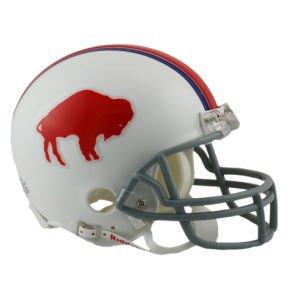 Buffalo Bills (1965-73) Miniature Replica NFL Throwback Helmet w/Z2B Mask by Riddell