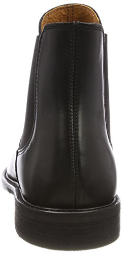 Selected Boot Uomo Noos Stivali Shdbaxter Chelsea Leather Nero r8xErFqw