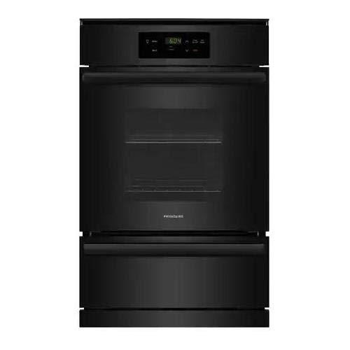 Frigidaire FFGW2416UB 24 Inch 3.3 cu. ft. Total Capacity Gas Single Wall Oven in Black ()