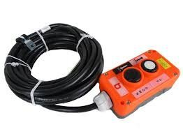 Hydraulic Remote with 20 Foot Cord, Power up/Gravity Down