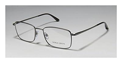 Giorgio Armani 5011 Mens Designer Full-rim Spring Hinges Eyeglasses/Eye Glasses