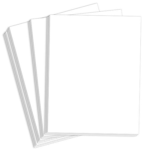 Royal Sundance Brilliant White Smooth Cardstock - 8 1/2 x 11, 80lb Cover, 2000 Pack