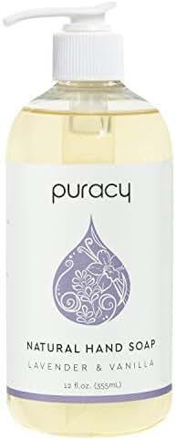 Hand Soap: Puracy Natural Liquid Hand Soap