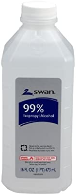 Swan M314 Isopropyl Alcohol, 99%,  16 oz.
