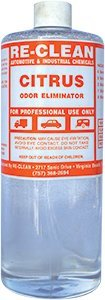 Citrus Cleaning Solvent - 32 oz from Reclean Wax
